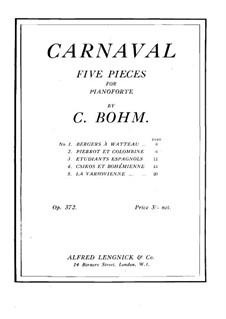 Carnival, Op.372: Carnival by Carl Böhm