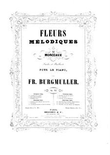 Souvenir d'écosse. Fantaisie, Op.82: Souvenir d'écosse. Fantaisie by Johann Friedrich Burgmüller