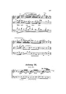 Oh God, How Much Heartache: Oh God, How Much Heartache by Johann Sebastian Bach