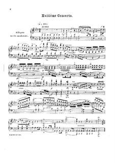 Концерт для фортепиано с оркестром No.8 ля-бемоль мажор, Op.218: Концерт для фортепиано с оркестром No.8 ля-бемоль мажор by Анри Герц
