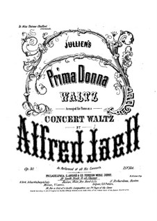 Prima Donna Waltz, Op.30: Prima Donna Waltz by Луи Антуан Жюльен