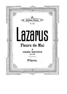 Цветы мая, Op.152: Цветы мая by Густав Лазарус