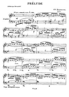 Suite Antiga, Op.11: Suite Antiga by Альберто Непомусено