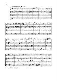 Искусство фуги, BWV 1080: No.11-14 by Иоганн Себастьян Бах