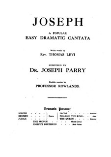 Joseph: Joseph by Джозеф Парри