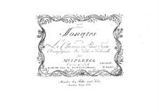 Три трио, Op.41: Три трио by Игнац Плейель