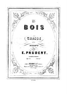 Les Bois, Op.35: Les Bois by Эмиль Пруден
