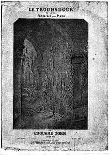 Фантазия на тему из оперы 'Трубадур' Верди, Op.39 No.3: Фантазия на тему из оперы 'Трубадур' Верди by Йозеф Леопольд Рёкель