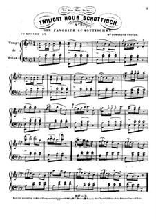 Twilight Hour Schottisch No.2: Twilight Hour Schottisch No.2 by Таунсенд Смит