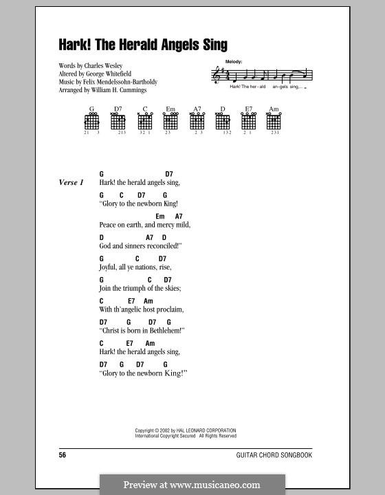 Клавир а вокальной партитурой: Текст, аккорды by Феликс Мендельсон-Бартольди