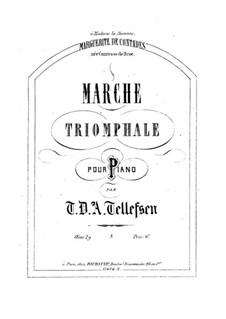 Триумфальный марш, Op.29: Триумфальный марш by Томас Теллефсен
