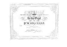 Симфония на темы герцога Эрнста Саксен-Кобург-Гота, Op.172: Симфония на темы герцога Эрнста Саксен-Кобург-Гота by Вильгельм Валентин Фолькмар