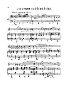 Пять стихотворений, Op.69: Пять стихотворений by Эдвард Григ