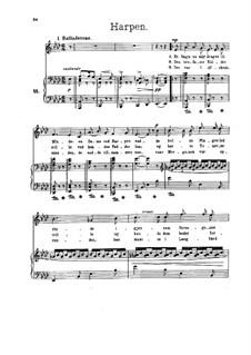 Романсы и баллады, Op.9: Сборник by Эдвард Григ