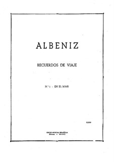 Воспоминания о путешествиях: Сборник by Исаак Альбенис