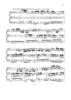 Хоральные прелюдии IV (Немецкая органная месса): Отче наш. Полная версия, BWV 682 by Иоганн Себастьян Бах