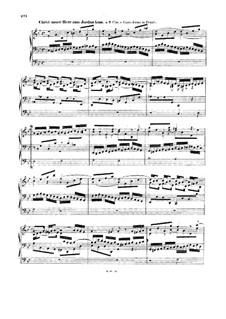 Хоральные прелюдии IV (Немецкая органная месса): Христос, наш Господь, пришёл к Иордану. Полная версия, BWV 684 by Иоганн Себастьян Бах