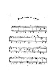 Хоральные прелюдии: Отец наш в Царствии Небесном, BWV 737 by Иоганн Себастьян Бах