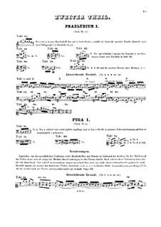 Избранные пьесы: Приложение Nos.1-12 by Иоганн Себастьян Бах
