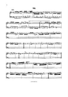 Ария с вариациями до минор, BWV 991: Ария с вариациями до минор by Иоганн Себастьян Бах
