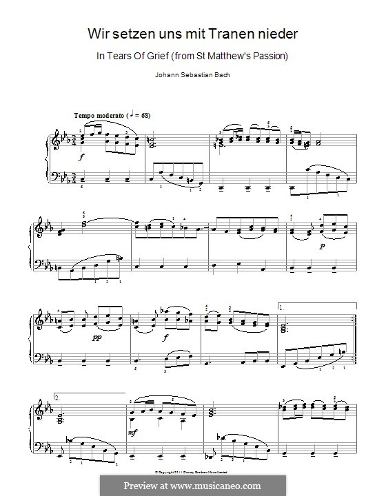 Часть II: No.78, для фортепиано by Иоганн Себастьян Бах