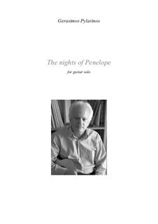 The Nights of Penelope: The Nights of Penelope by Gerasimos Pylarinos