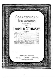 Рондо ми-бемоль мажор, Op.16: Концертная транскрипция by Фредерик Шопен