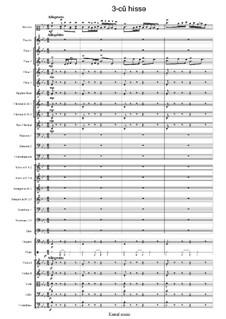 Концерт в 3-х частях для музыкальных инструментов Азербайджана тара и симфонического оркестра: Часть III by Камал Ахмедов