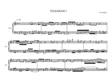 Eight small piano pieces for intermediate and advanced students: No.1, MVWV 271 by Maurice Verheul