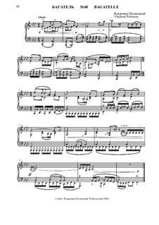 50 Bagatelles GBH: Багатель No.48 by Владимир Полионный