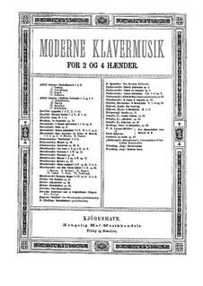 Chants du Voyageur, Op.8: Сборник by Игнацы Ян Падеревский
