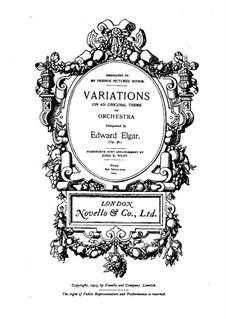 Весь сборник: Для фортепиано в четыре руки by Эдуард Элгар