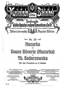 Deux Morceaux: Deux Morceaux by Тэкля Бондажевска-Барановска