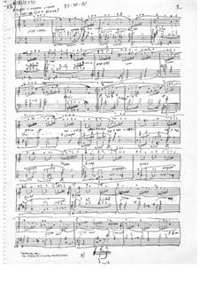 Minuetto in C major: Minuetto in C major by Ilias Chrissochoidis