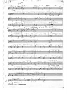 Minuetto in E flat major: Minuetto in E flat major by Ilias Chrissochoidis