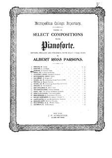 Champagne: Для одного исполнителя by Исаак Альбенис