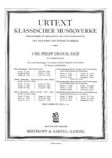 Коллекция VI, Wq 61: Сборник by Карл Филипп Эммануил Бах