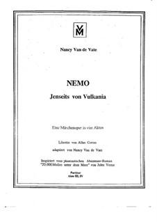 Nemo: Jenseits von Vulkania: Акт III by Nancy Van de Vate