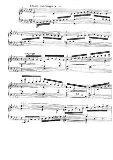 Восемь коротких пьес, Op.84: No.8 Ноктюрн by Габриэль Форе