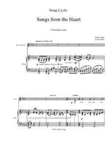 Songs from the Heart: Songs from the Heart by Jordan Grigg