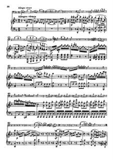 Соната для виолончели и фортепиано No.1 фа мажор, Op.5: Часть II by Людвиг ван Бетховен