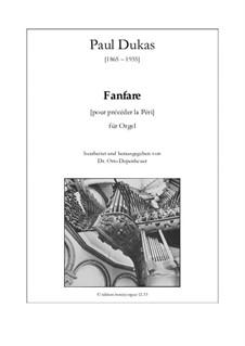 Fanfare: Fanfare by Поль Дюка