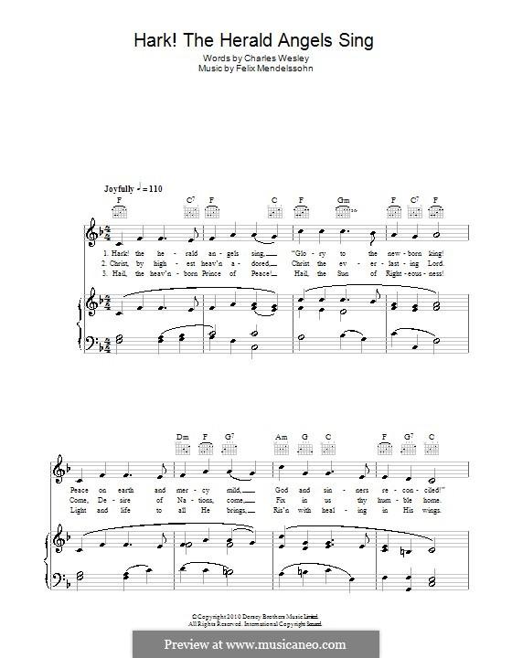 Клавир а вокальной партитурой: Для голоса и фортепиано (или гитары) by Феликс Мендельсон-Бартольди