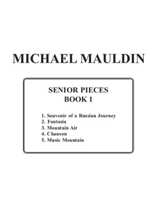 Senior Pieces: Written for My Students at Their High School Graduation: Книга 1 by Michael Mauldin