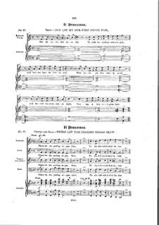 L'Allegro, il Penseroso, ed il Moderato, HWV 55: No.35-38 by Георг Фридрих Гендель