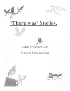 There was Stories: For symphonic orchestra by Sonja Grossner