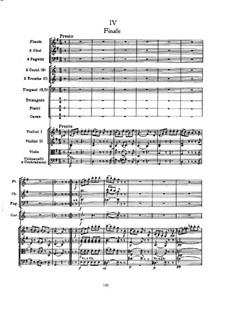 Симфония No.100 соль мажор 'Военная', Hob.I/100: Часть IV by Йозеф Гайдн