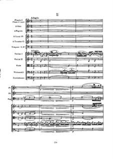 Симфония No.102 си-бемоль мажор, Hob.I/102: Часть II by Йозеф Гайдн