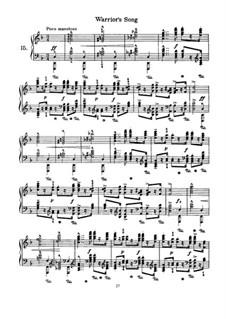 Двадцать пять этюдов, Op.45: Этюд No.15 by Стефан Геллер