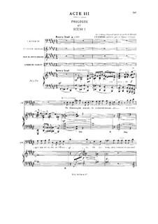 Легенда о святом Кристофе, Op.67: Акт II by Венсан д' Энди
